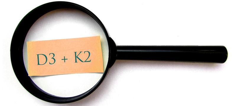 Vitamin D3 + K2 Präparate kaufen